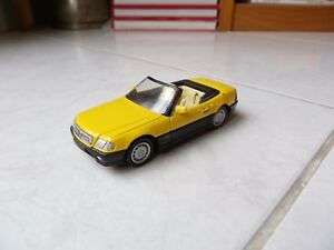 Mercedes 600 Sl W129 New-Ray 1/43 Miniatura
