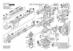 Reparatur Ihrer Hilti TE 500 1 + 2 ( AVR )  zum Festpreis