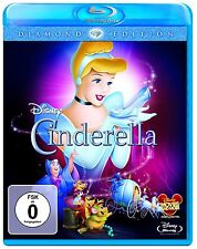 Walt Disney´s CINDERELLA (Diamond Edition) [Blu-ray] NEU&OVP