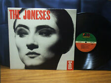 JONESES-Hard    US pressing  LP