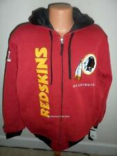 Washington Redskins NFL Large Reversible Hoodie - NFL Team Apparel Free Ship