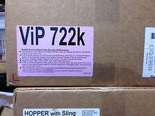 Dish Network ViP 722K Dual Satellite TV Receiver HD DVR 722k High Def