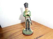 the great regiments of waterloo hand painted find pewter figures