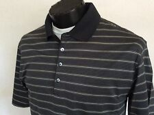 Lg Nike Tiger Woods Golf Polo Shirt easy Care 100% Double Merchandised Cotton
