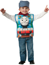 Childs Boy's Thomas The Tank Engine Engineer Conductor Costume Toddler 2T-4T