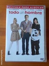 DVD TODO UN HOMBRE - EDICION DE ALQUILER (Z3)