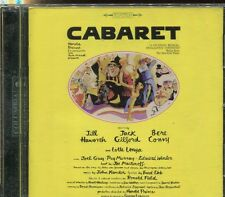 CABARET - ORIGINAL BROADWAY CAST RECORDING - CD  NEW