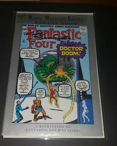 Marvel milestone edition fantastic four