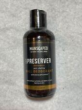 MANSCAPED Men's Ball Deodorant, Male Care Hygiene Moisturizer The Crop Preserver