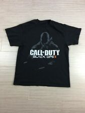 Call of Duty Black Ops 2 II T Shirt  tee xbox 360 gamers size Large