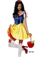 women ladies Sexy  Costume Adult Halloween Party Outfit Fancy Dress