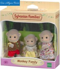 Sylvanian Families 5214 Affen Familie Kletter Monkey Family Epoch Neu OVP