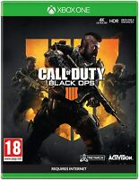 CoD Call of Duty Black Ops 4 IV (XBox One) (NEU & OVP) (EN/FR) (Blitzversand)
