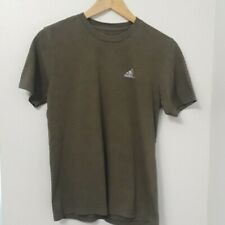 Adidas - Olive Green T-shirt - Small - Good Condition