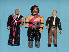 vintage LJN Indiana Jones Temple of Doom TOD MOLA RAM & GIANT THUGGEE & INDY LOT