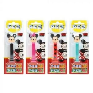 Stylish Mickey n Minnie Mouse Pez Dispenser Various Designs MOC