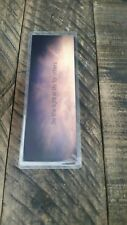 Lamp Light Life Quote Picture Marker Bookmark Clouds Sky Handmade Book Mark