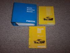 1996 Mazda B2300 B3000 B4000 B-Series Truck Workshop Service Repair Manual Set