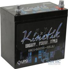 KINETIK HC1400R-BLU High Current 1400W 12 Volt Car Battery/Power Cell HC1400R