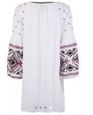 white embroidery Lightweight Summer Style Kimono
