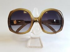 Christian Dior Sunglasses True Vintage 1960's Lunettes De Soleil Celebrities #2