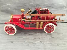 Franklin Mint 1916 FORD Model T Fire Engine Diecast 1:16 Scale B11UQ62
