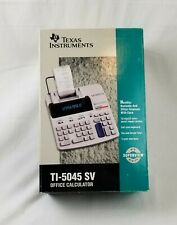 Texas Instruments Ti-5045 Scientific Calculator