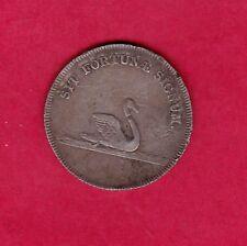 (J.40) JETON EN ARGENT NAPOLEON 1ER TABLE DE JEU 1807