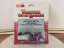 Case/IH 7130 Tractor with Front Loader 1/64 scale NIP by Ertl