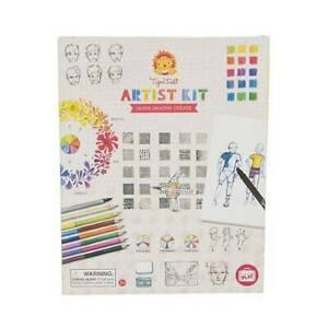 Tiger Tribe Artist Kit - Learn. Imagine. Create.