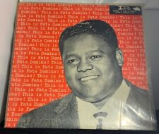 FATS DOMINO LP...THIS IS FATS DOMINO!...IMPERIAL LP 9028 -1962
