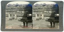 Stereo, Keystone View Company, Underwood & Underwood, Magnificent Baths of Carac
