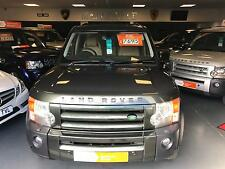 Land Rover Discovery 3 2.7TD V6 auto 2005MY HSE