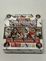2020 Panini Contenders NFL Factory Sealed 10-Pack Mega Box Fanatics Exclusive