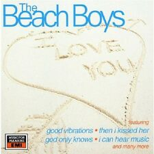 Beach Boys I Love You CD NEW  Good Vibrations/Help Me Ronda/God Only Knows