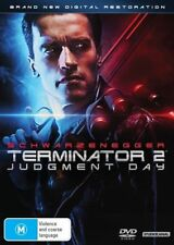 Terminator 2 - Judgment Day (DVD, 2017)