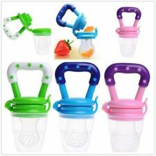 3Pack Baby Fruit Feeder Pacifier-Fresh Food. U.S.Seller. Free Same Day Shipping.