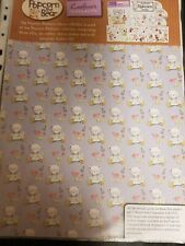 8x popcorn the bear  - mens collection - A4 sheets  -Not die cut