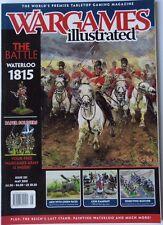 Wargames Ilustrado-edición 331 de mayo de 2015-la Batalla de Waterloo 1815