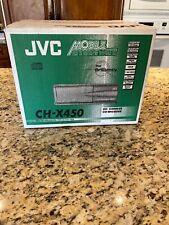 JVC - CH-X450 Old School  -CD CHANGER