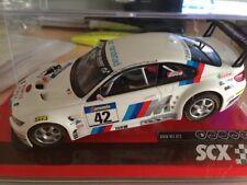 A10156X3U0 SCX BMW M3 GT2 CROWNE PLAZA DTM 1:32  SPECIAL PRICE