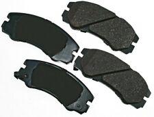 Disc Brake Pad Set fits 1992-2002 Isuzu Rodeo Trooper Amigo  AKEBONO