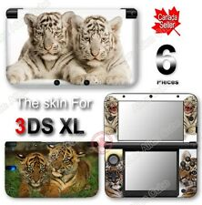 Baby Tiger Cute SKIN VINYL STICKER DECAL COVER for Nintendo 3DS XL