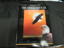 The American Eagle, coffee table book, photos of Eagles     cjp bk