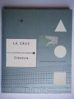 Crocevia La crus libro + CD-ROM mondadori oscar musica video musica nuovo 804