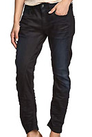 G Star Riley 3D Tapered Kate Blue Jeans Ladies Size 30W 32L *Ref27-15