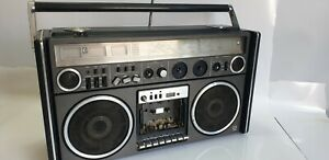 NATIONAL PANASONIC RS-4360DFT RADIO CASSETTE PLAYER Vintage BoomBox