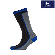 Sealskinz Mid Weight Mid Length Waterproof Socks SALE