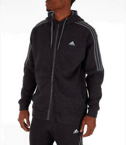 adidas Essentials Linear Full Zip Hoodie | New w/Tags | Top Brand & Authentic