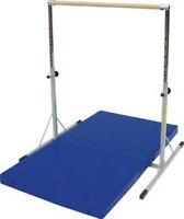 """Gymnastics Landing Mat for Gym Kip Bar Kids Safe Panel Thick Foam Mats 3'x6'x4"""""""